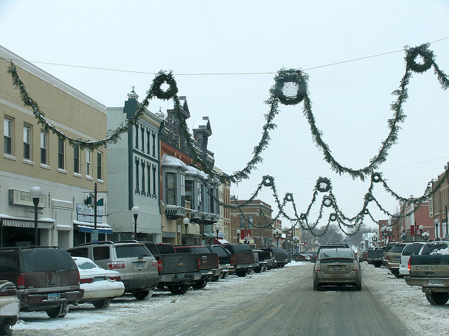 """Photo Credit: """"New Ulm Commercial Historic District"""" © 2008 by rubey_kay (CC BY 2.0)"""
