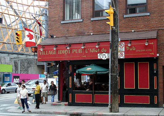 "Photo credit: ""Village Idiot Pub"" © 2008 by George Kelly (CC BY 2.0)"