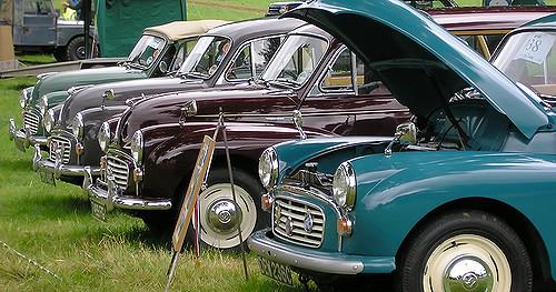 "Photo Credit: ""Vintage cars"" by Maciej Lewandowski © 2008 (CC BY-SA 2.0)"