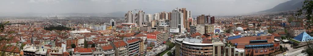 Bursa, Turkey - Flickr Creative Commons: Eusebius@Commons
