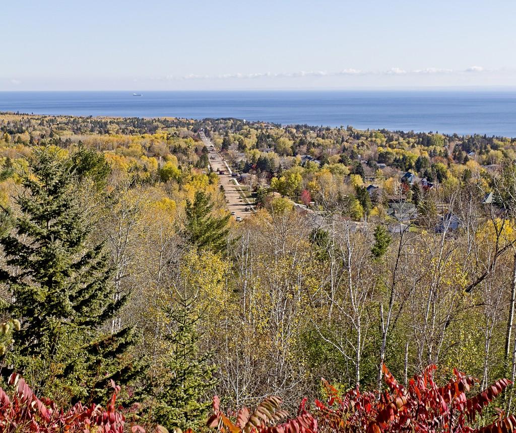 View From Hawk Ridge