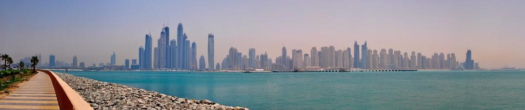 West Dubai Panorama - Flickr Creative Commons: Michiel2005