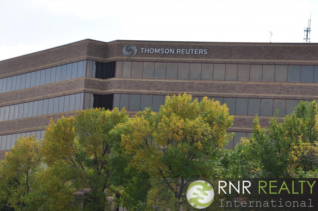 Thomson Reuters headquarters, Eagan MN.
