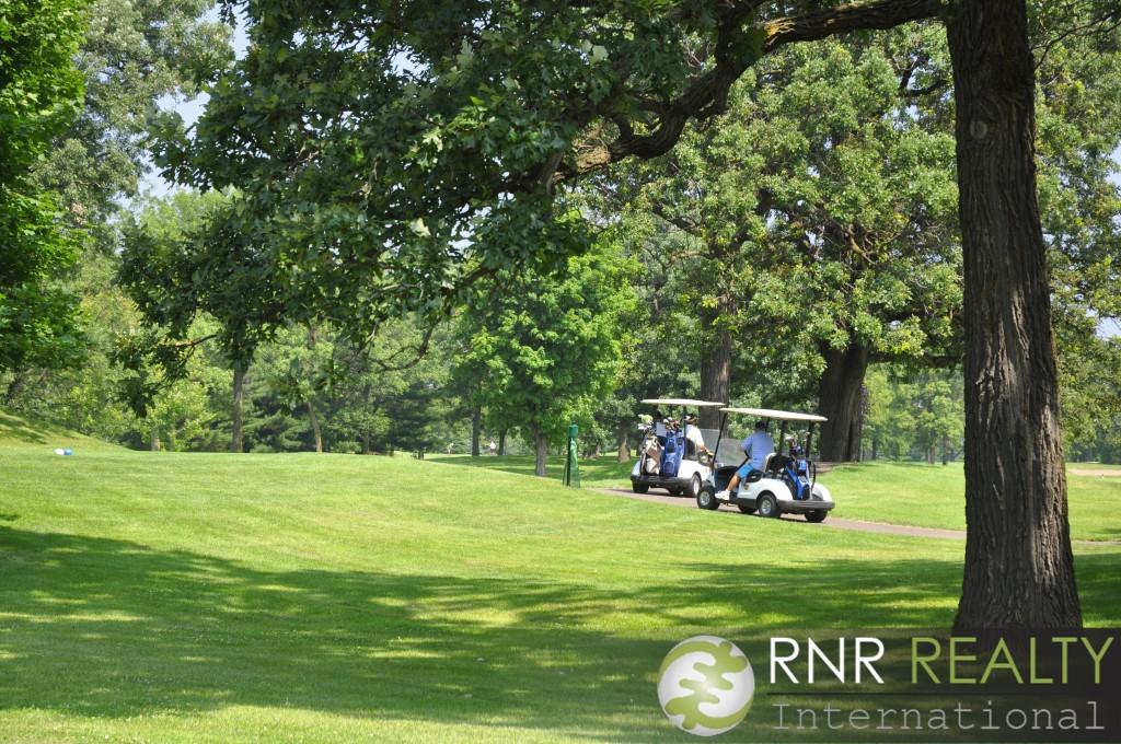 Golf Course 10