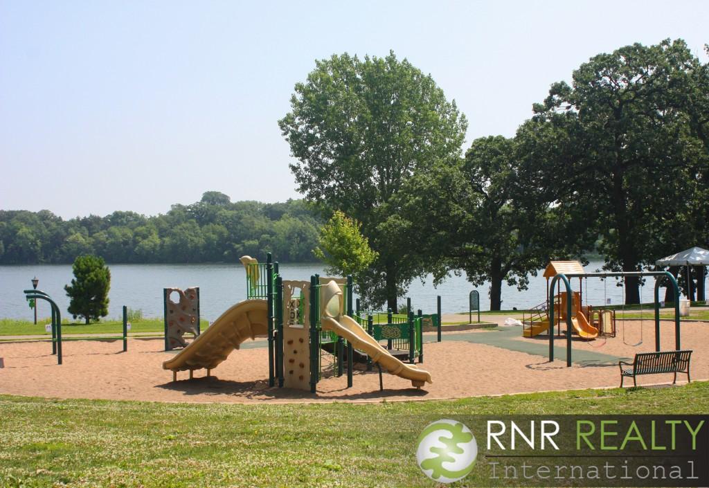 Park by Picnic Pavilion 2