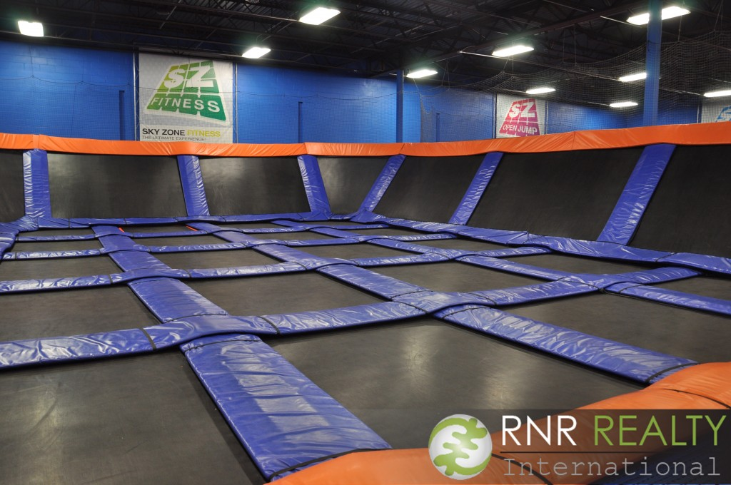 Sky Zone Indoor Trampoline Park - Plymouth, MN