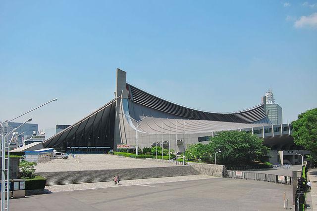 Yoyogi-National-First-Gymnasium